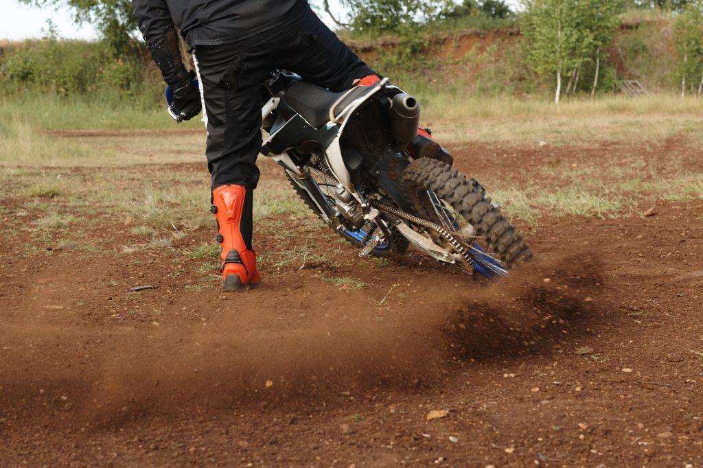 Motocross varaosat