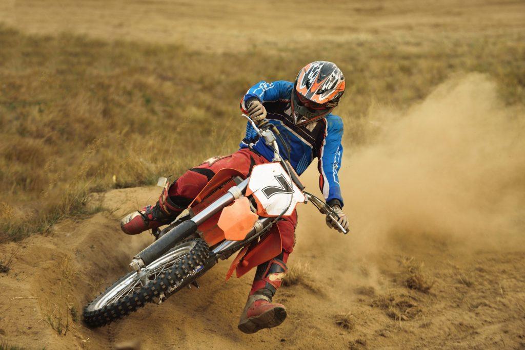 Motocross varusteet